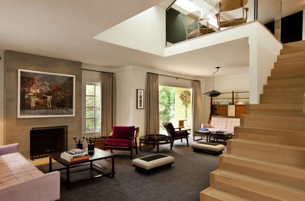 现代家装设计效果图