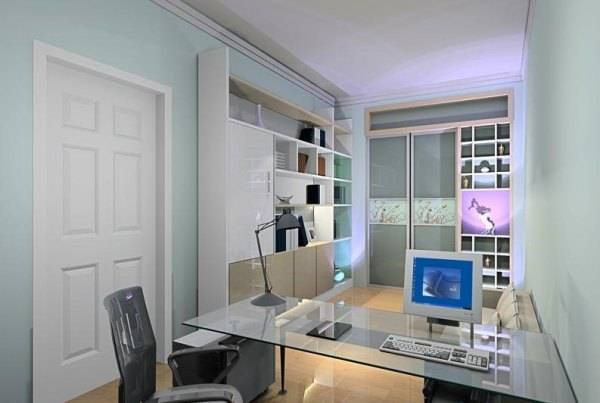 浪漫书房家具设计 浪漫书房家具都包括什么
