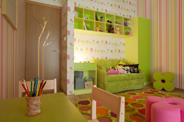儿童房太小怎么设计