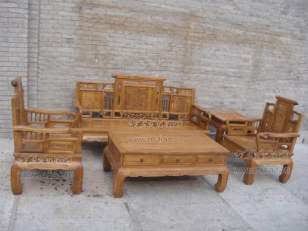 老榆木古典家具