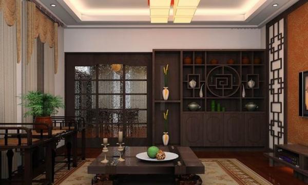 客厅吊灯安装位置