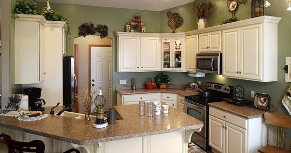 开放厨房装修设计