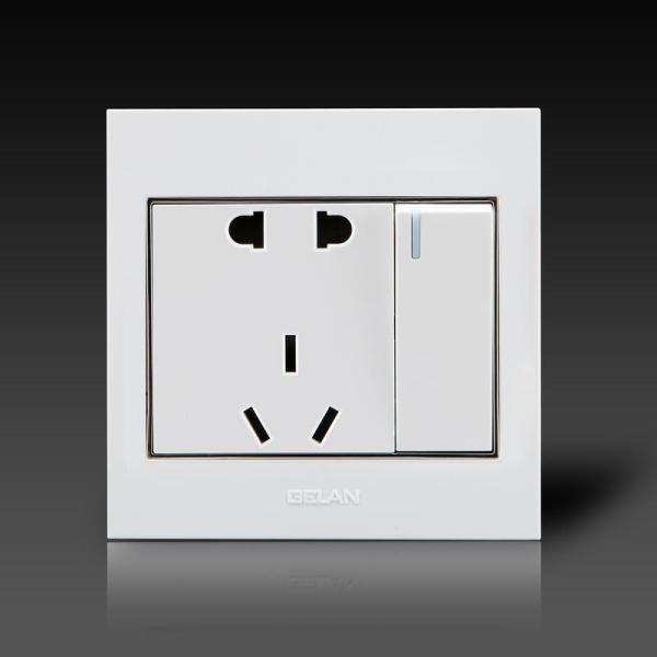 五孔插座怎么安装
