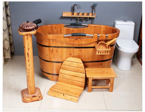 木桶浴缸价格