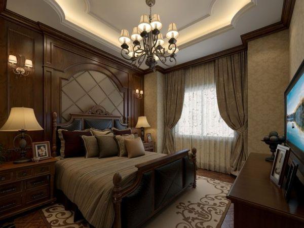 卧室普通装修