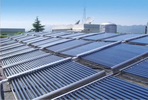 新型太阳能热水器