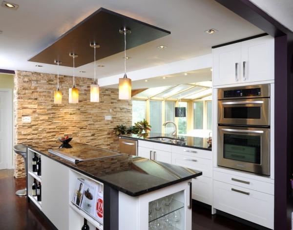 实用的厨房吊顶
