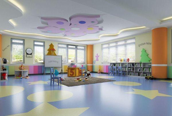 幼儿园走廊装修设计
