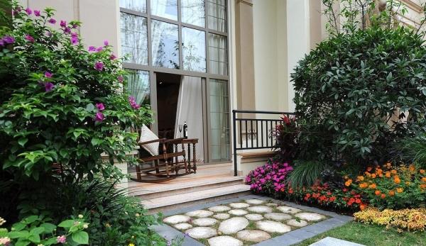 碧桂园别墅花园设计