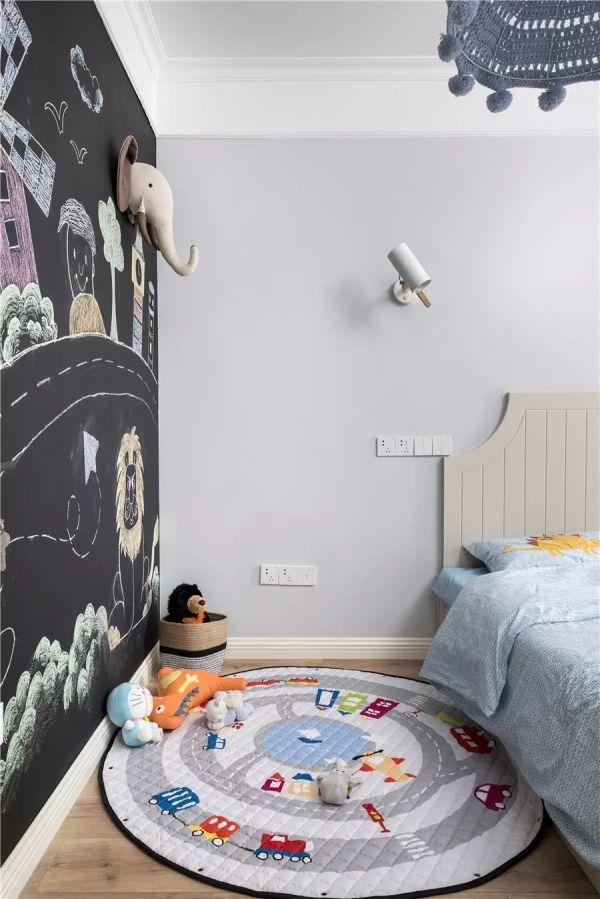 浅灰色的墙面搭配什么样的地板