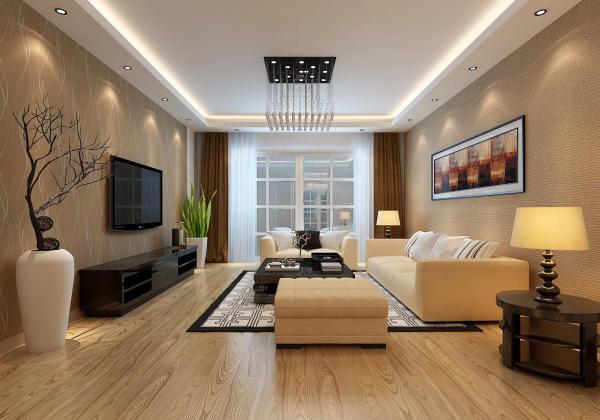 現代沙發背景墻