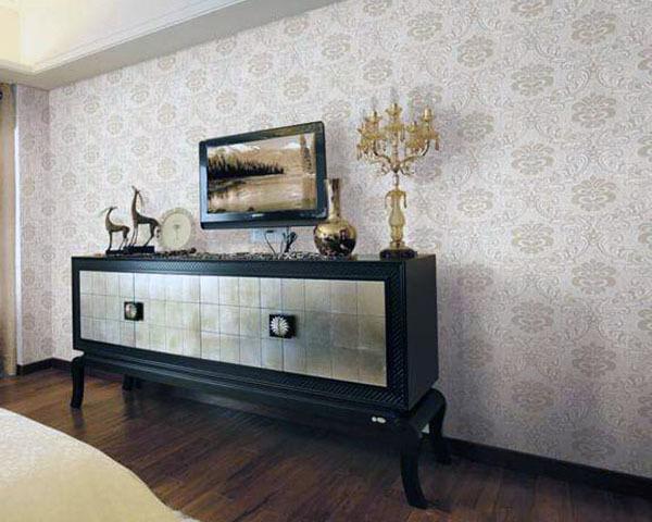 室内装修贴墙纸