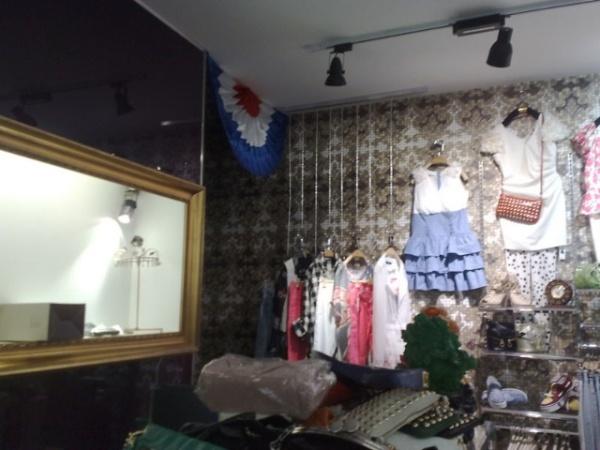10平米服装店装修设计