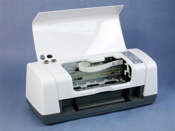 打印机喷头堵塞