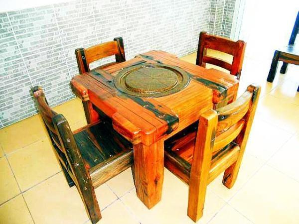 旧船木家具