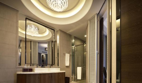 卫生间圆形吊顶设计技巧 卫生间圆形吊顶方法