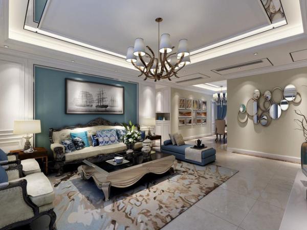 现代简约房间装修设计