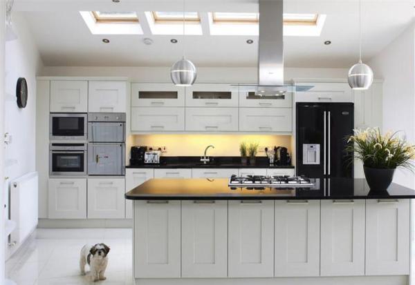 装修风格现代厨房