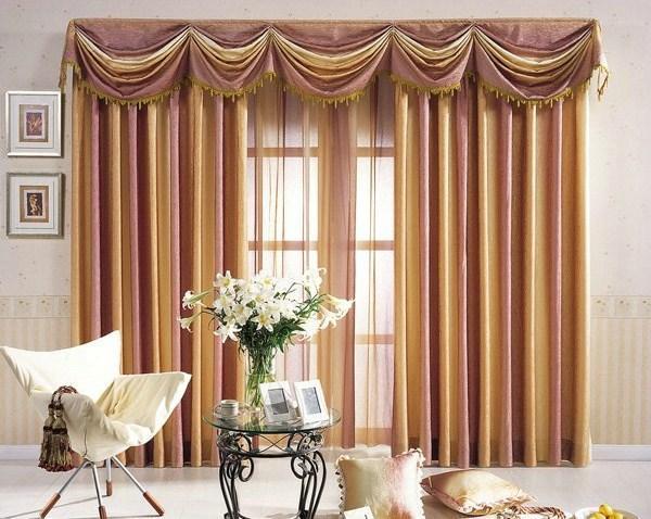 水波窗帘制作