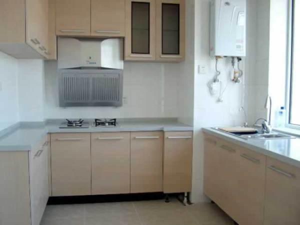 厨房装修样板房