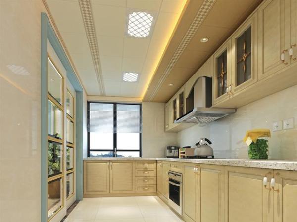 厨房吊顶装修细节