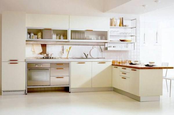 厨房装修追求时尚