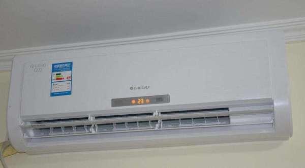 格力空调不制冷