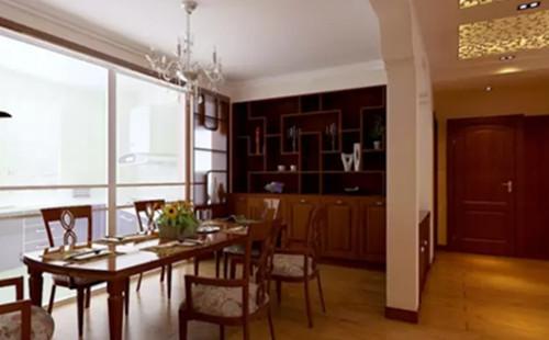 两房两厅装修效果图