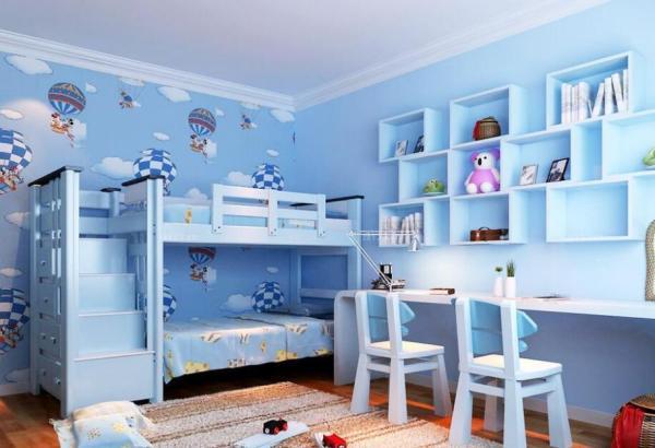 小孩房间如何装修