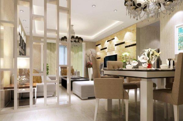 「家具选购」客厅隔档装修类型有哪些+客厅隔档装修风水