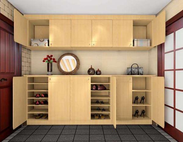 簡單裝修鞋柜