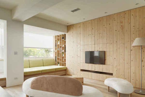 阳光房墙面生态板