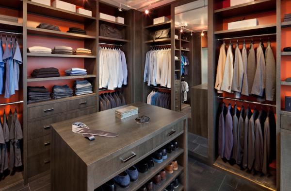 衣帽间整体衣柜