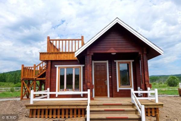 木屋别墅价格