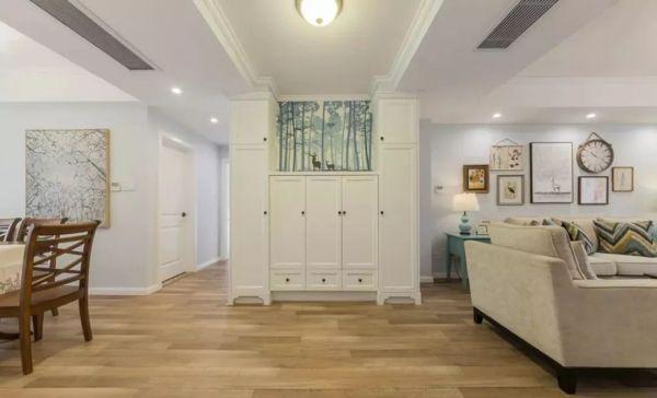 119平的美式风三房,如此典雅的家,太让人羡慕了