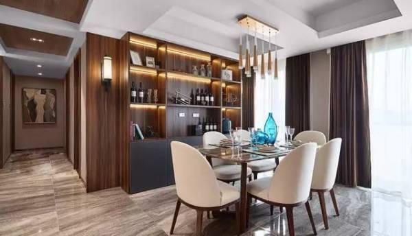 127㎡轻奢舒适三室两厅,视野开阔、时尚大气