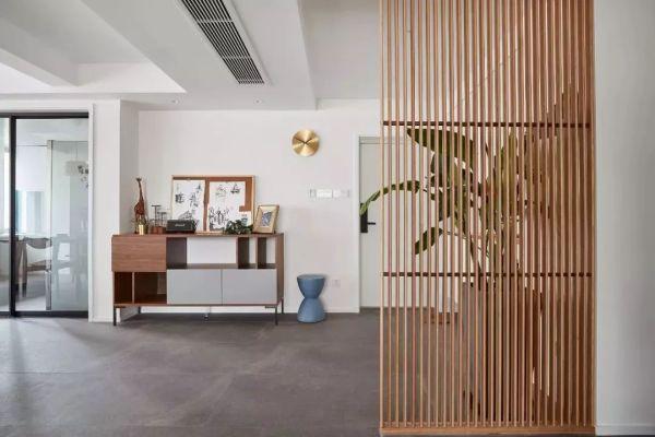 127平米的现代简约风格,原来三居室还可以这样装修!