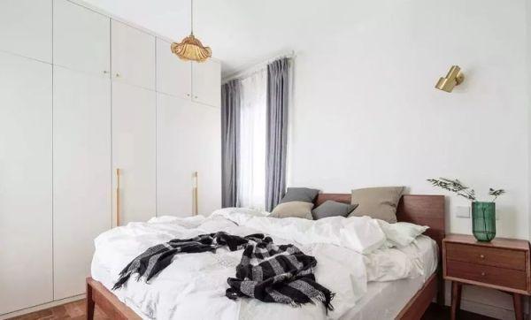 130平简约风四居室,宽敞通透,光看着就非常舒服