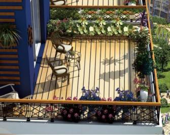 如何区别露台和阳台?露台和阳台的区别方法