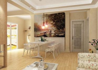 餐厅适合挂哪些装饰画?有哪些禁忌?