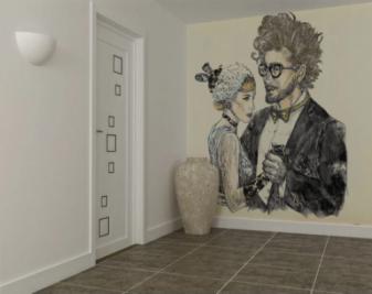 室内墙艺装饰有哪些类型?室内墙艺装饰大盘点