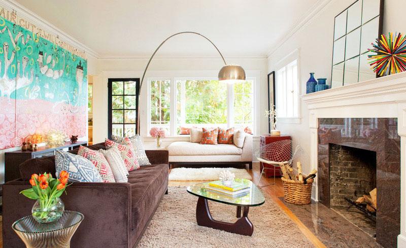 怎么选择客厅背景墙壁纸?客厅背景墙壁纸风格