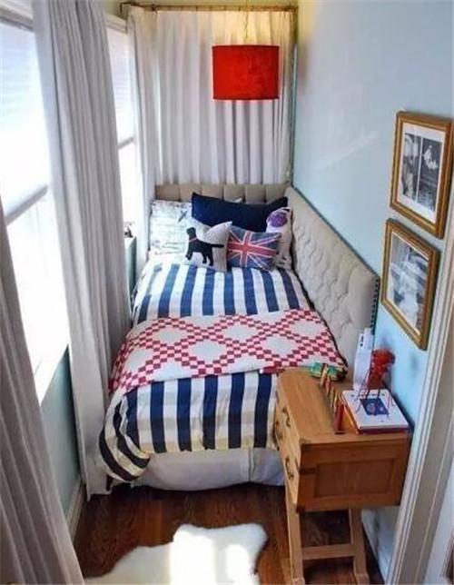 阳台变卧室技巧介绍 阳台变卧室注意事项
