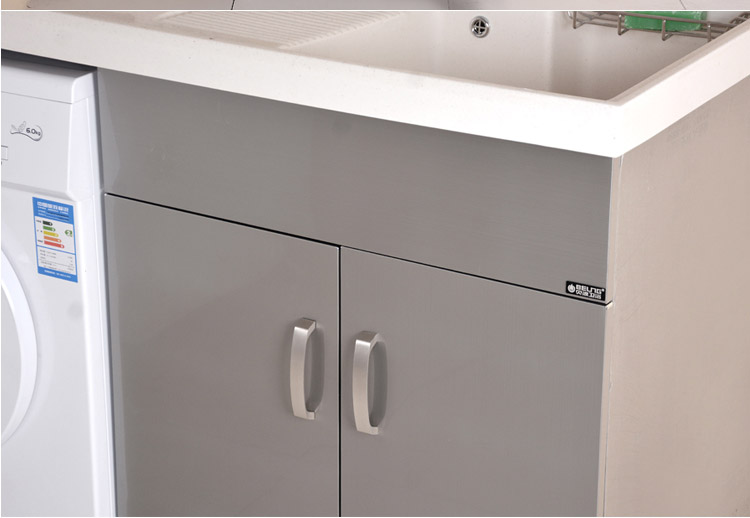 不锈钢阳台洗衣柜发展历程 不锈钢阳台洗衣柜作用