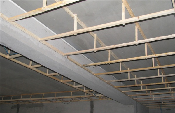 木龙骨吊顶施工工艺流程 木龙骨吊顶介绍