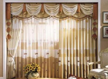 窗帘加工方式有哪些