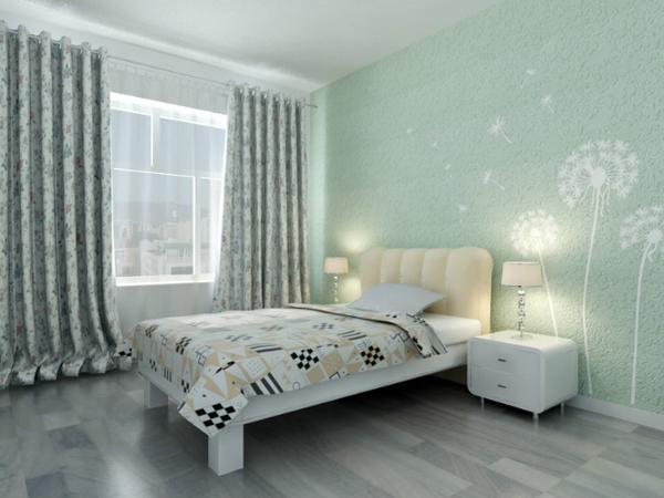卧室墙颜色有哪些?卧室墙颜色禁忌