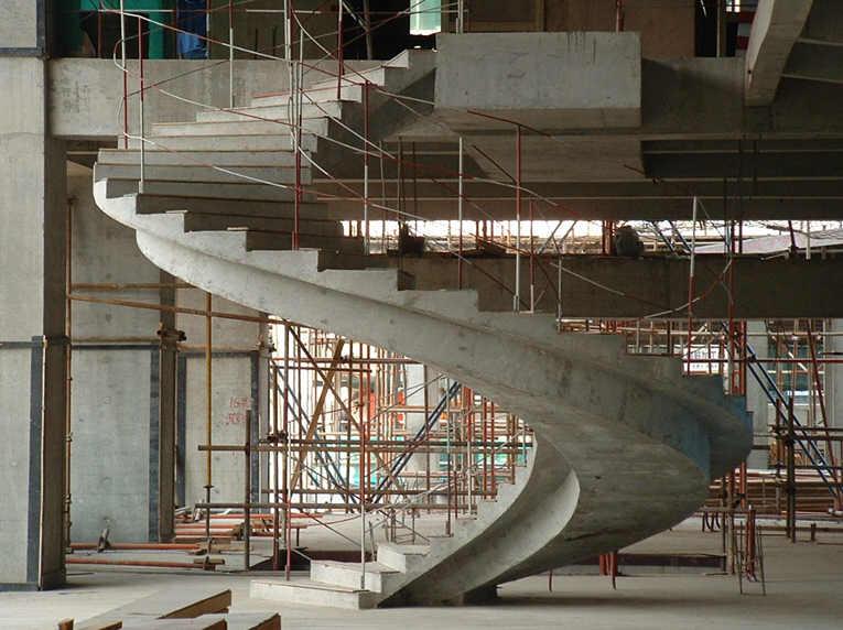 混凝土楼梯装修方法 混凝土楼梯注意事项