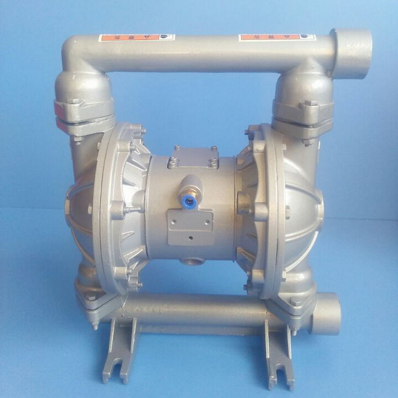铝合金气动隔膜泵厂家 铝合金气动隔膜泵价格