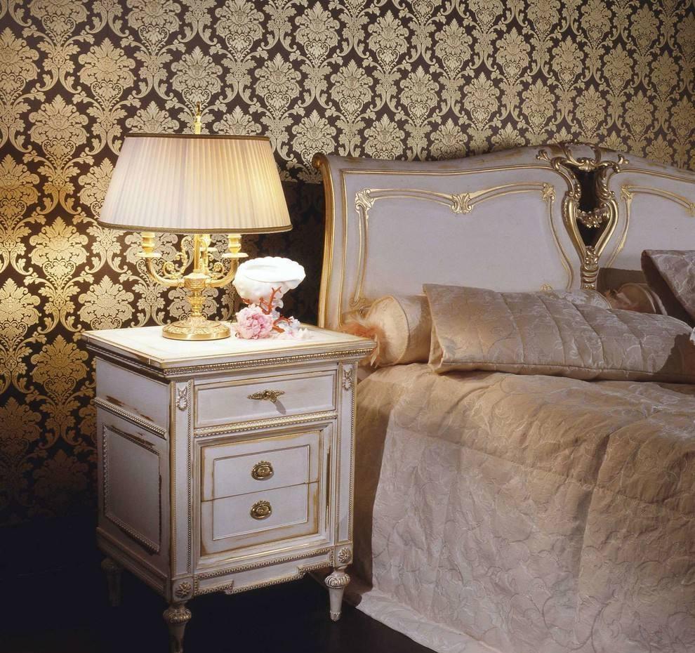 欧式床头柜尺寸    欧式床头柜挑选方法